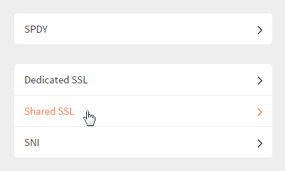 shared-ssl